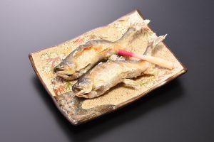 鮎塩焼 2尾